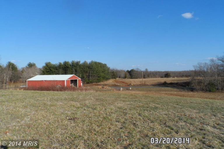 Lot 14-2 Rixeyville Road, Jeffersonton, VA 22724