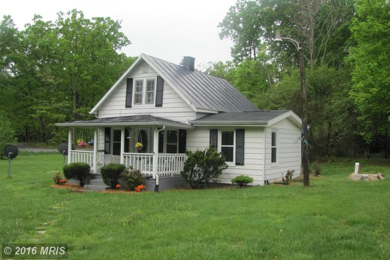 22292 Halls Road, Richardsville, VA 22736