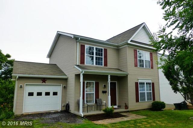 106 Blue Ridge Ave S, Culpeper, VA 22701