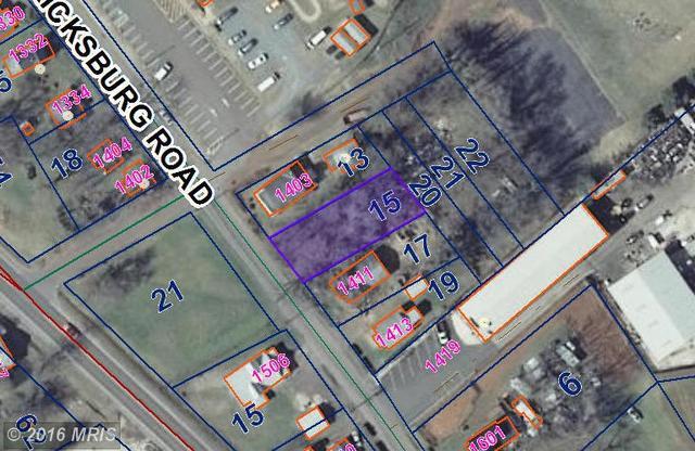 Old Fredericksburg Rd, Culpeper, VA 22701