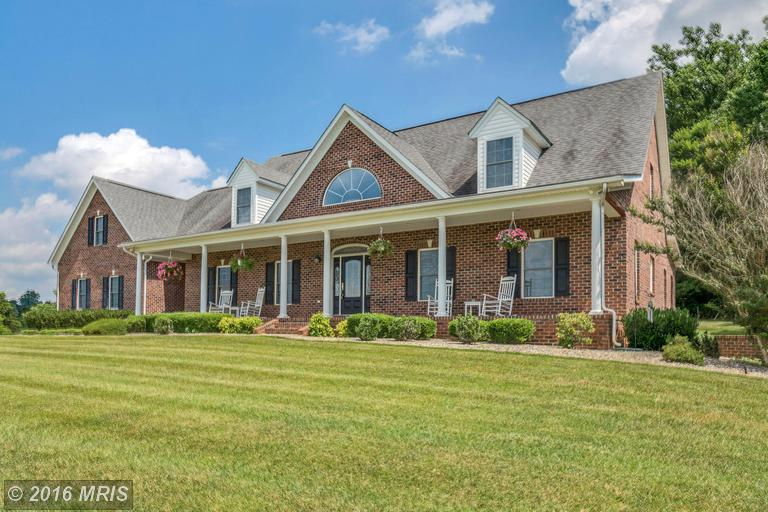 13242 Kavanaugh Meadows Circle, Culpeper, VA 22701