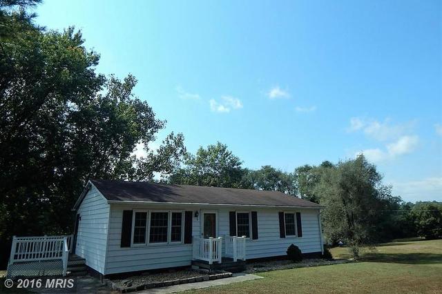 10184 Thomasson Ln, Rixeyville, VA 22737