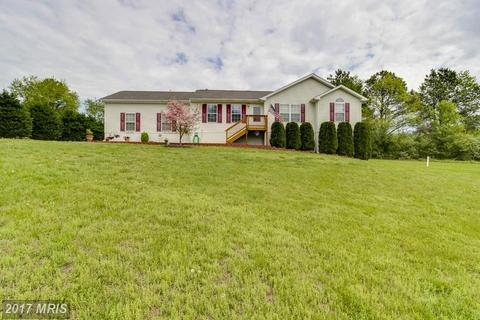 7279 Crockett Ave, Rapidan, VA 22733