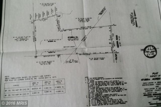 Arcadia Road, Woodford, VA 22580