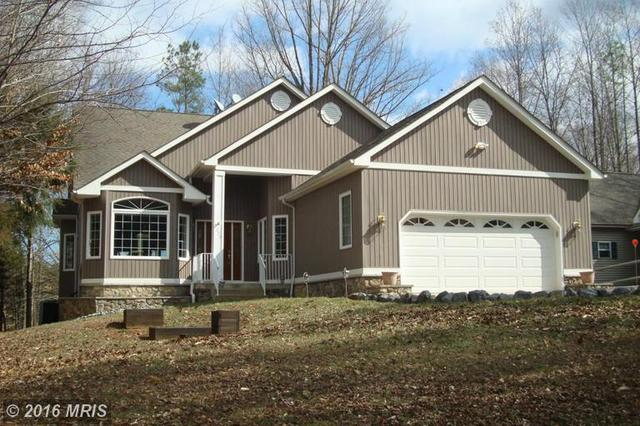 328 Lake Caroline Dr, Ruther Glen, VA 22546