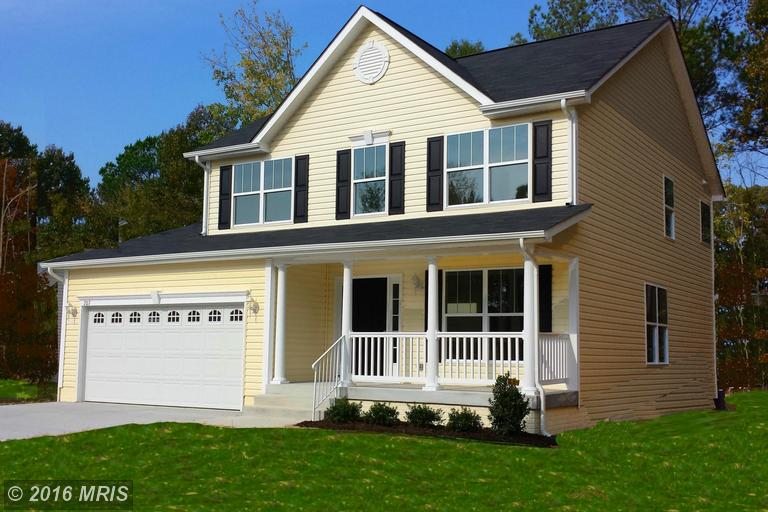 23119 Seattle Slew Ln Apt To Build For You Ln #TO BUILD FOR YOU, Ruther Glen, VA 22546
