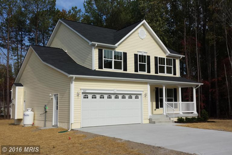 23119 Seattle Slew Lane Apt To Build For You Lane #TO BUILD FOR YOU, Ruther Glen, VA 22546