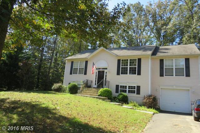 257 Hampshire Dr, Ruther Glen, VA 22546