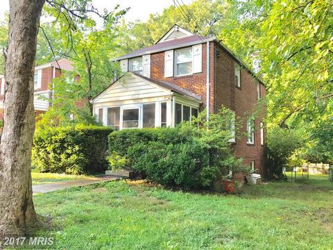 3101 Chestnut St NEWashington, DC 20018