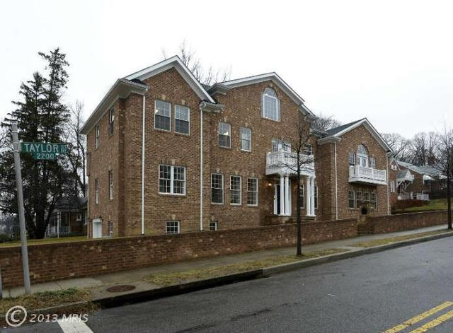 2200 Taylor St NE, Washington, DC 20018