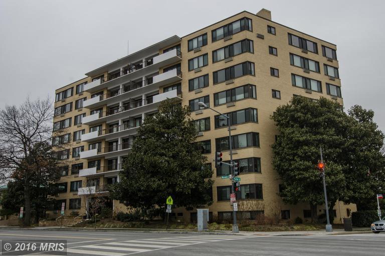 3601 Wisconsin Ave #APT 310, Washington, DC