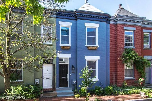 1750 Seaton St, Washington, DC