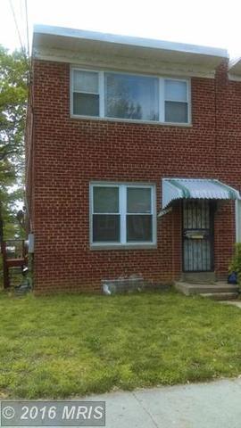 1535 41st St, Washington DC 20020