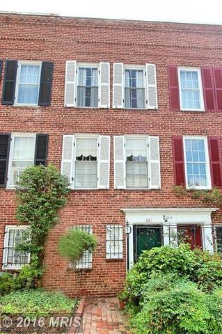 1663 32nd St Washington, DC 20007