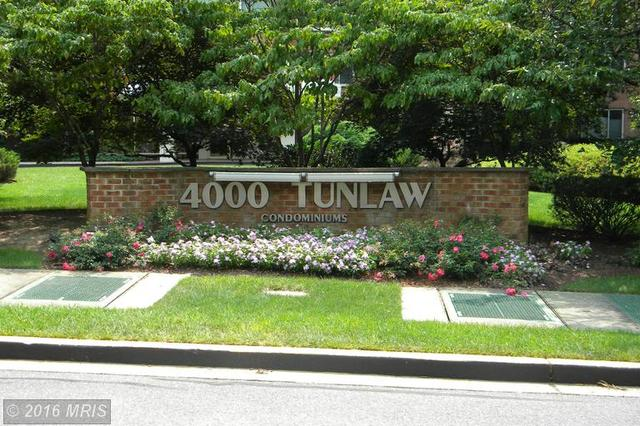 4000 Tunlaw Rd #410 Washington, DC 20007