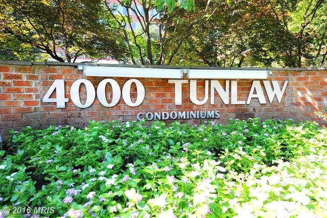 4000 Tunlaw Rd #411 Washington, DC 20007
