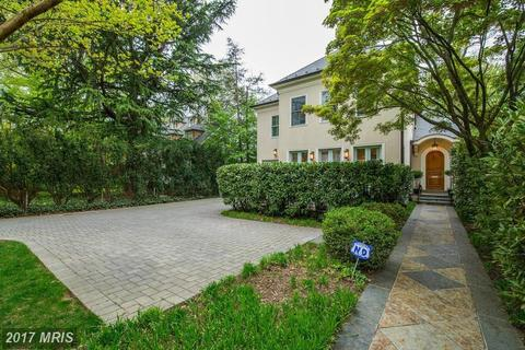 Cathedral Wesley Heights Mclean Gardens, Washington, DC Single Family Homes  For Sale   6 Listings   Movoto