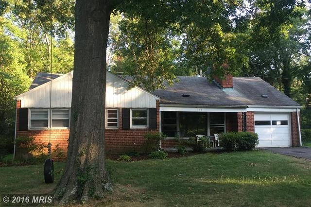 308 Lawton St, Falls Church, VA 22046