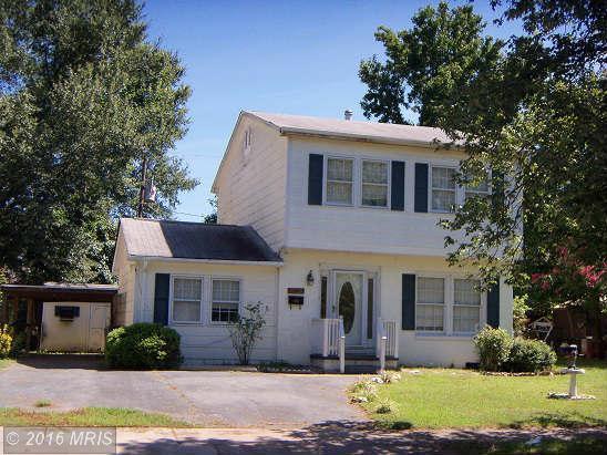 1806 New Kent St, Fredericksburg, VA
