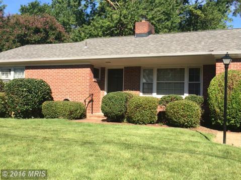 1313 Dandridge St, Fredericksburg, VA 22401