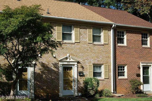 446 Greenbrier Ct #446, Fredericksburg, VA 22401