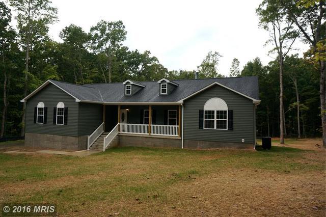 Free State Rd, Marshall, VA 20115