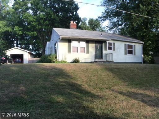 8475 Ashby Ave, Marshall, VA 20115