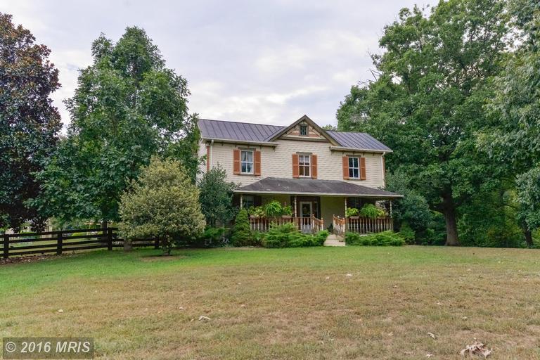 11529 Putnams Mill Road, Hume, VA 22639