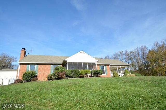 3814 Rectortown Rd, Marshall, VA 20115