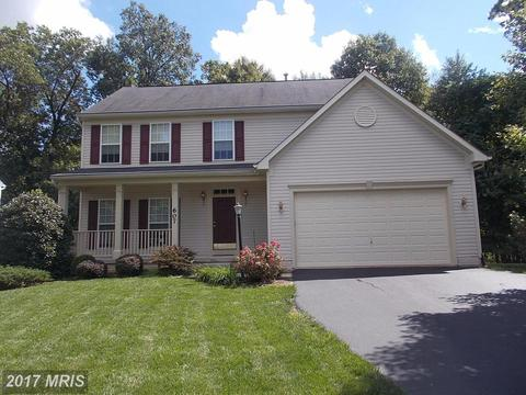 607 Twilight Terrace Ct, Mount Airy, MD 21771