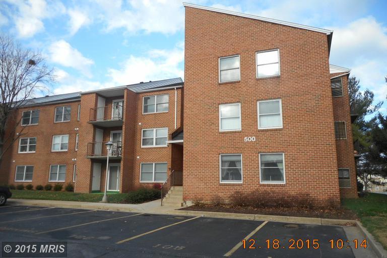 500 Chapel Ct #APT 318, Walkersville, MD