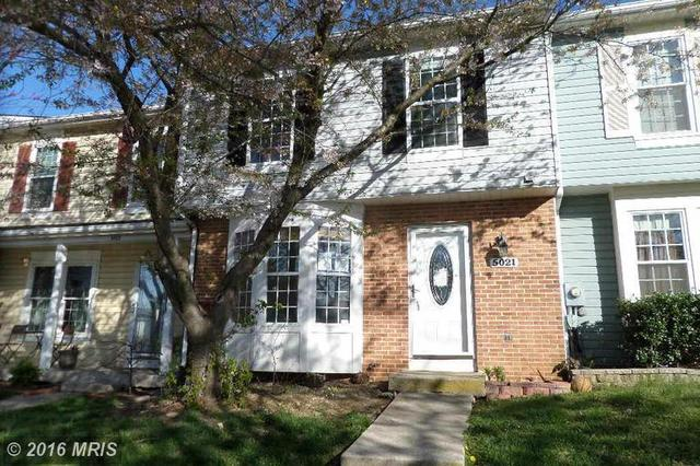 5021 Canvasback Ct, Frederick MD 21703