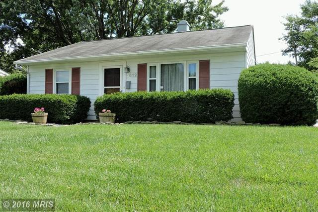 612 Mary St Frederick, MD 21701