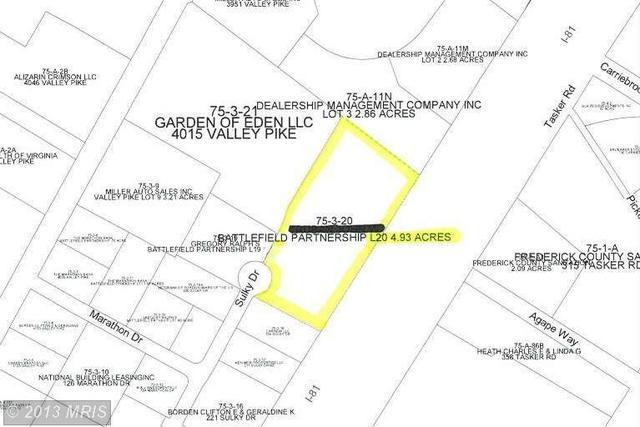 0 Sulky Dr, Winchester, VA 22603