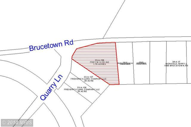 0 Brucetown Rd, Clear Brook, VA 22624