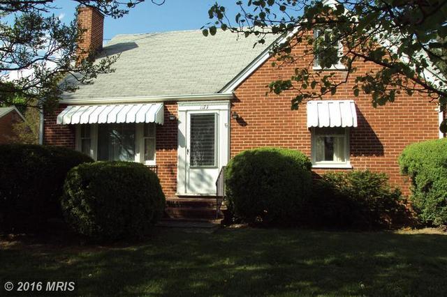 1173 Millwood Pike, Winchester, VA