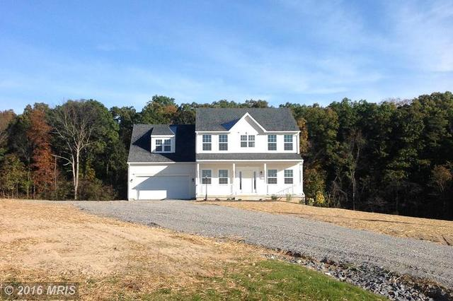 166 Plow Run Ln, Winchester, VA 22602