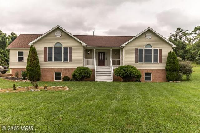215 Sylvan Springs Dr, Clear Brook, VA 22624