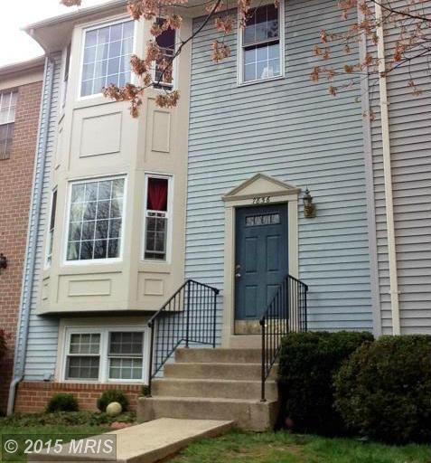 7856 Colonial Village Row, Annandale, VA