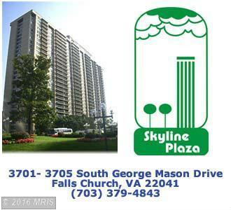3705 George Mason Dr #APT 610S, Falls Church, VA