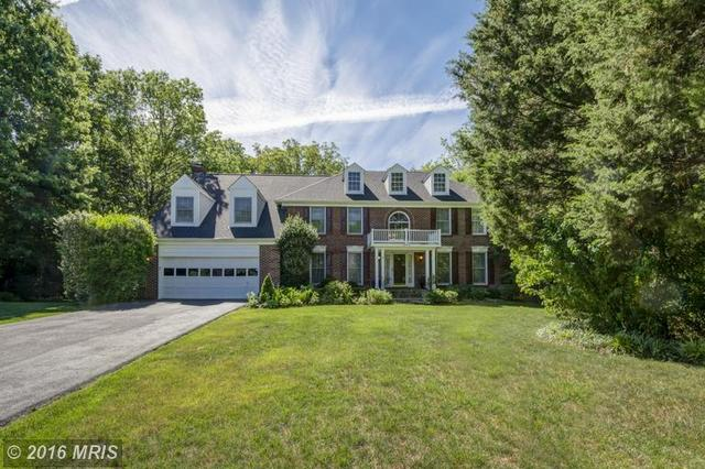 6705 Round Post Ct, Centreville, VA 20121