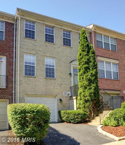 7451 Gillingham Row, Alexandria, VA 22315