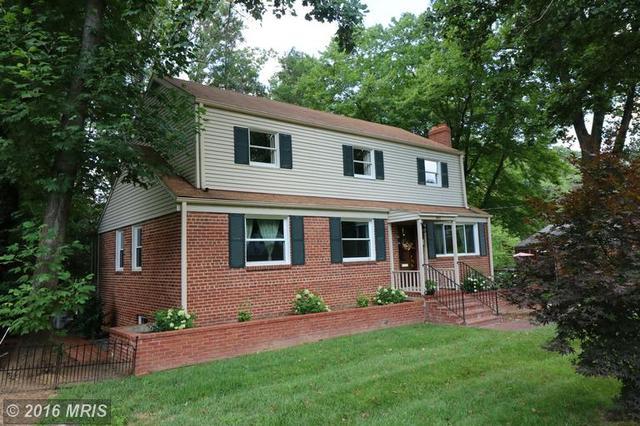 3802 Terrace Dr, Annandale, VA 22003