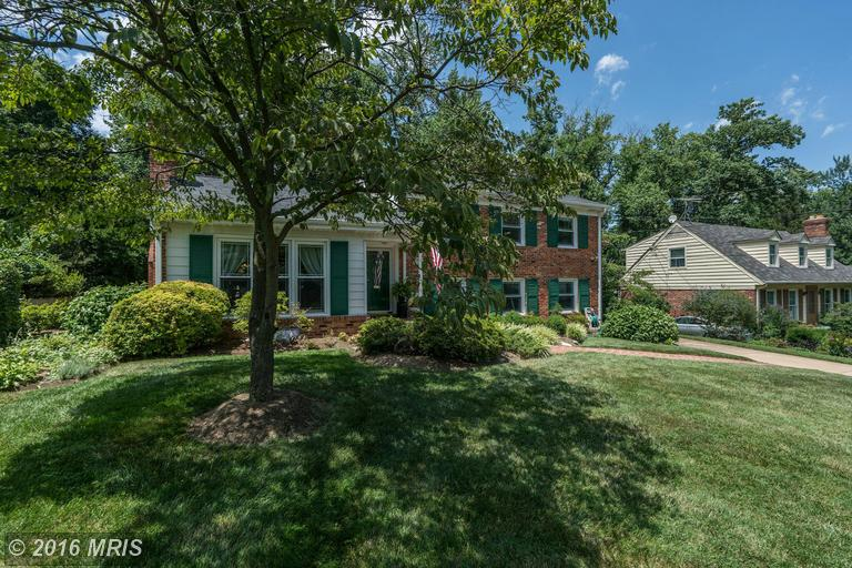 2406 Lexington Road, Falls Church, VA 22043