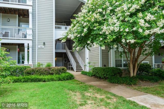 1701 Lake Shore Crest Dr #14, Reston, VA 20190