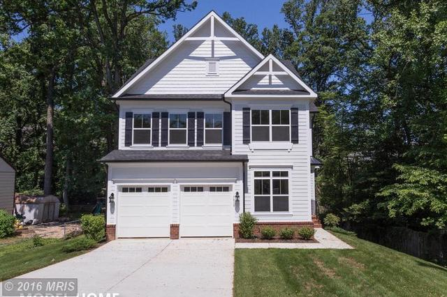 Leonard Rd, Falls Church, VA 22043