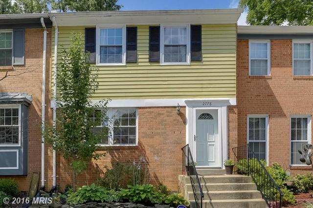 2778 Sikes Ct, Falls Church, VA 22043