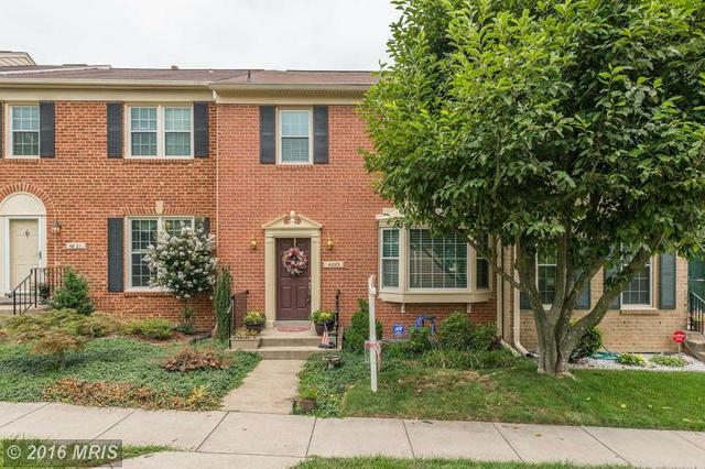 4823 Carriagepark Rd, Fairfax, VA 22032