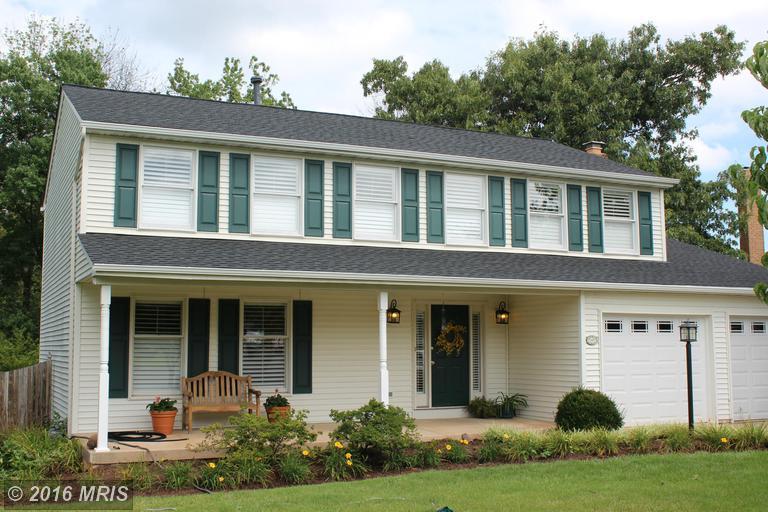 5487 Braddock Ridge Drive, Centreville, VA 20120