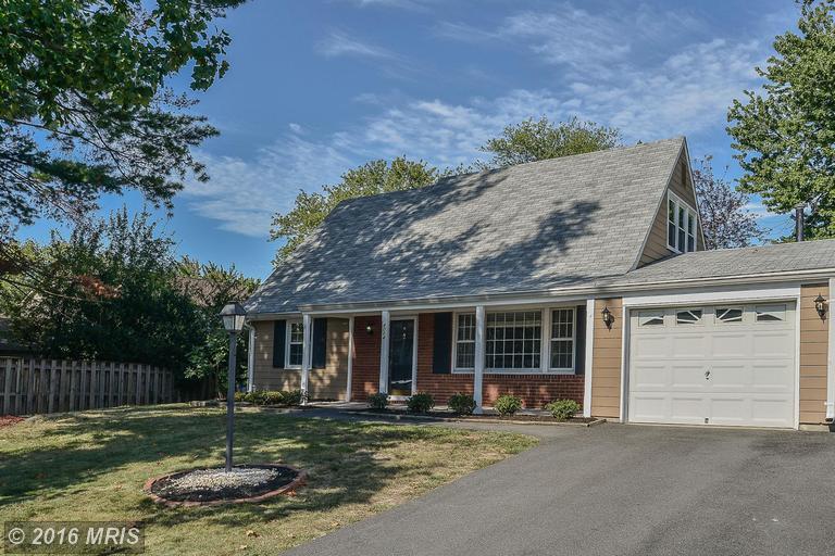 4014 Middle Ridge Drive, Fairfax, VA 22033